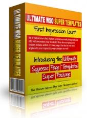 Ultimate WSO Super Templates Private Label Rights