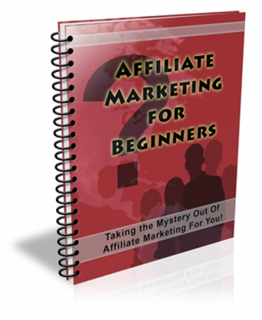 Affiliate Marketing for Beginners Newsletter