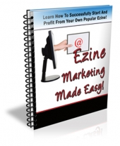 Ezine Marketing Made Easy Private Label Rights