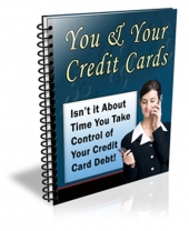 You & Your Credit Cards Private Label Rights