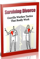 Surviving Divorce Private Label Rights