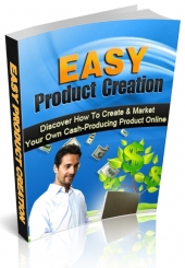 Easy Product Creation Private Label Rights