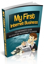 My First Internet Business Private Label Rights
