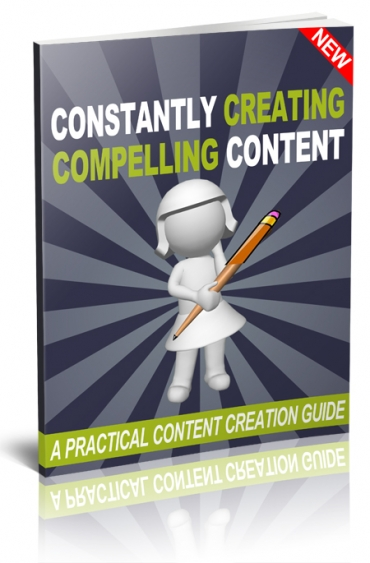 Constantly Creating Compelling Content