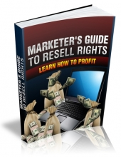 Marketers Guide To Resell Rights Private Label Rights