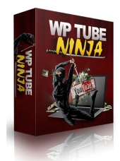 WP Tube Ninja Premium WordPress Theme Private Label Rights