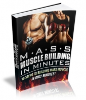 Mass Muscle Building In Minutes Private Label Rights