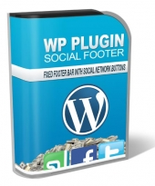 WP Social Footer Private Label Rights