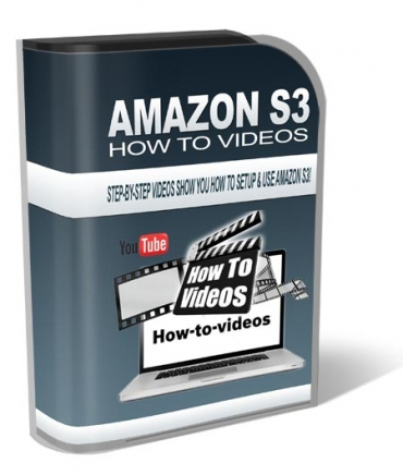 Amazon S3 How To Videos