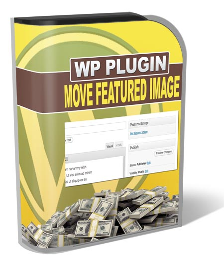 Move Featured Image Plugin