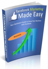 Facebook Marketing Made Easy Private Label Rights