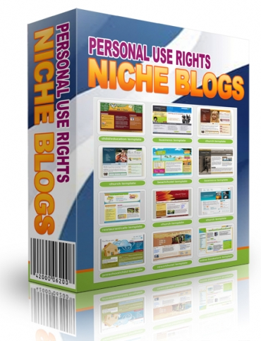 High Quality Niche Blog 072013