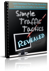 Simple Traffic Tactics Revealed Private Label Rights