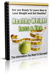 Healthy Weight Loss & You Private Label Rights