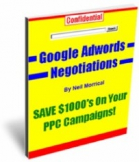 Google Adwords Negotiations