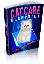 Cat Care Blueprint Private Label Rights