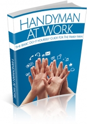 Handyman At Work Private Label Rights
