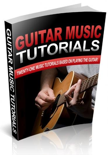 Guitar Lesson Tutorials 2013