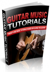 Guitar Lesson Tutorials 2013 Private Label Rights