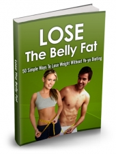 Lose The Belly Fat Private Label Rights