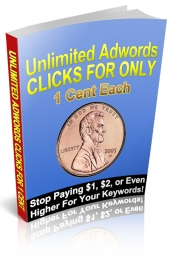 Unlimited Google AdWords Clicks For Only 1 Cent Each Private Label Rights