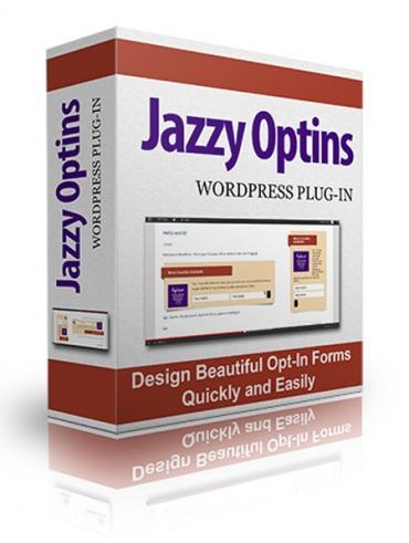 Jazzy Optins Plugin