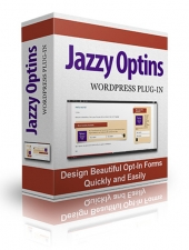 Jazzy Optins Plugin Private Label Rights