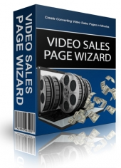 Video Sales Page Wizard Private Label Rights