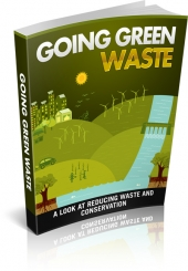 Going Green Waste Private Label Rights