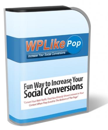 WP Like Pop Plugin