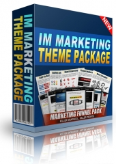 IM Marketing Theme Package Private Label Rights