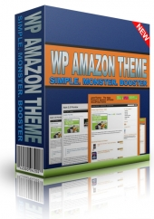 Azon Premium WordPress Theme 2013 Private Label Rights