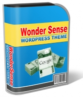 WonderSense Wordpress Theme Private Label Rights