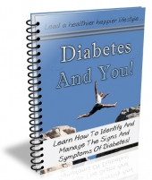 Diabetes and You Private Label Rights