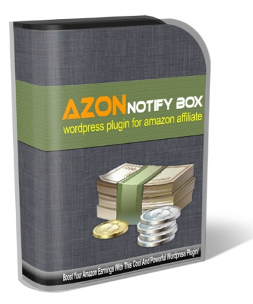 Azon Notify Box Wordpress Plugin