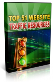51 Top Traffic Resources Private Label Rights