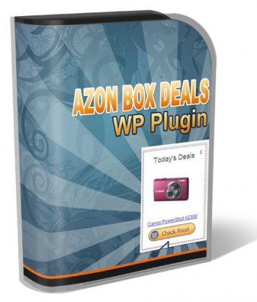 Azon Box Deals WP Plugin