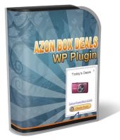 Azon Box Deals WP Plugin Private Label Rights