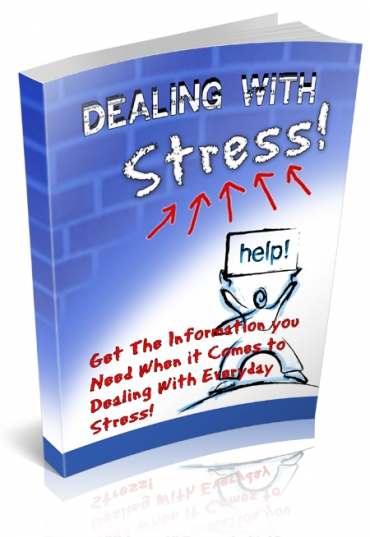 Dealing With Stress Newsletters