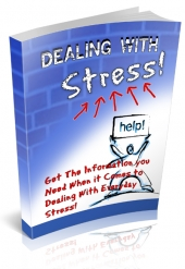 Dealing With Stress Newsletters Private Label Rights
