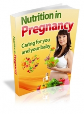 Nutrition In Pregnancy Private Label Rights