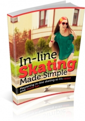 Inline Skating Made Simple Private Label Rights
