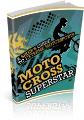 Motocross Superstar Private Label Rights