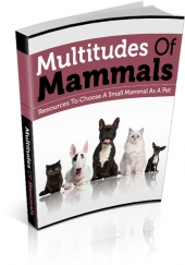 Multitudes Of Mammals Private Label Rights