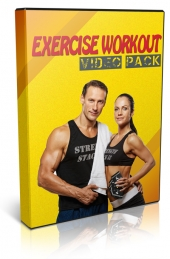 Exercise Workout Video Pack Private Label Rights