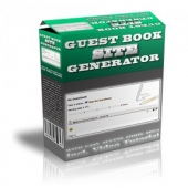 Guest Book Site Generator Private Label Rights