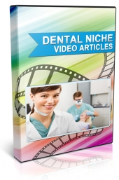 Dental Niche Video Articles Private Label Rights