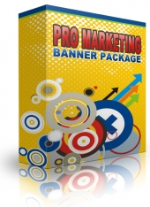 Pro Marketing Banner Pack Private Label Rights