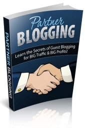 Partner Blogging Private Label Rights