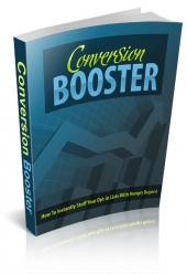 Conversion Booster Private Label Rights